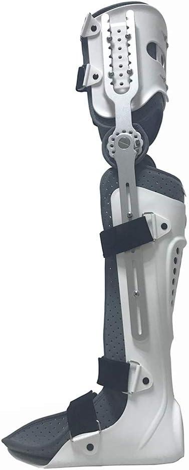 HXLF Rodilla Tobillo Pie KAFO Producto Ortopédico For Extremidades Inferiores Órtesis Ortopédica Fractura Apoyo Rehabilitación