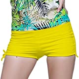 Fortuning's JDS Mini swimming diving bikini bottom swimwear shorts for girls & ladies
