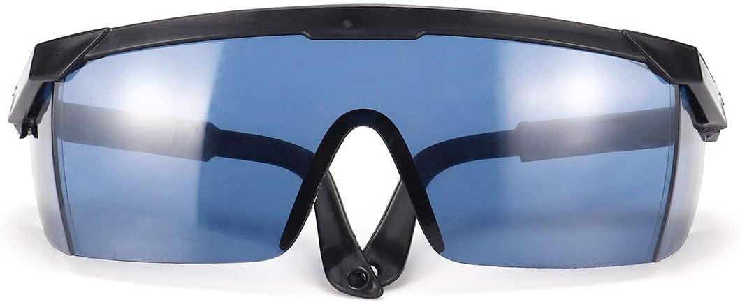 DER Gafas de Seguridad, Caja Protectora Gafas Anti Niebla de Polvo del Viento Splash Gafas Gafas de esquí Casco de Gafas de Sol de los vidrios para Uso Personal, Profesional
