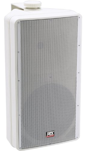 MTX AW82-W - Speaker - 150 Watt - 2-way - white [Electronics]