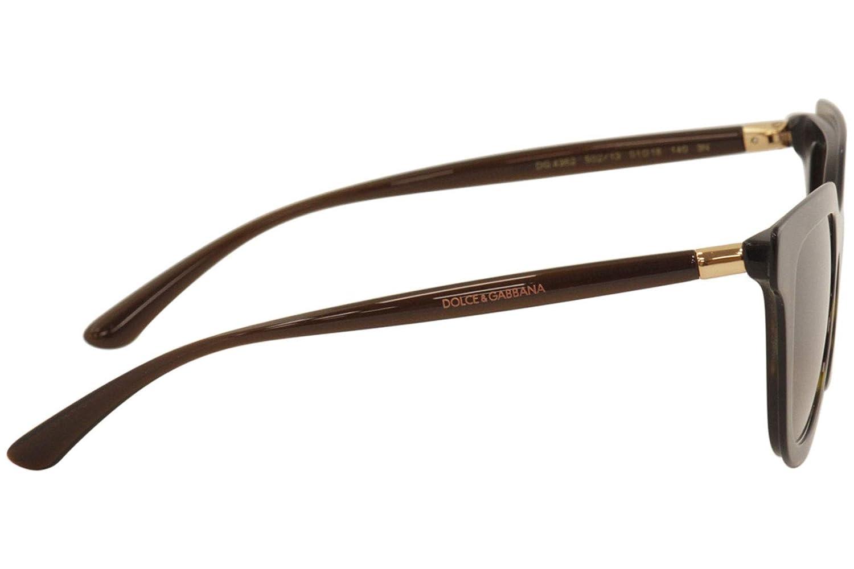 Amazon.com: Dolce & Gabbana DG 4362 DG - Gafas de sol para ...