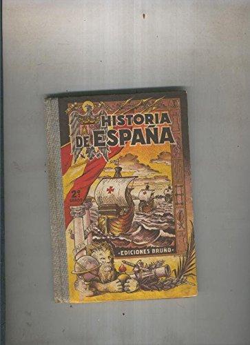 Lecciones de Historia de España. segundo grado: Amazon.es: varios: Libros