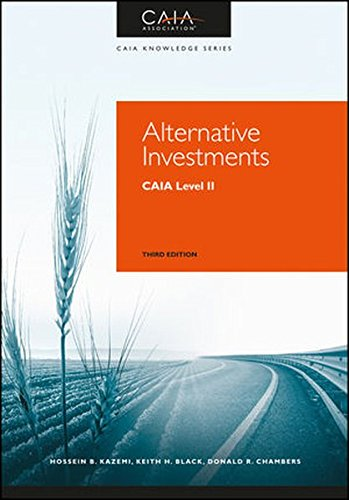 Alternative Investments: CAIA Level II (Caia Knowledge) by imusti