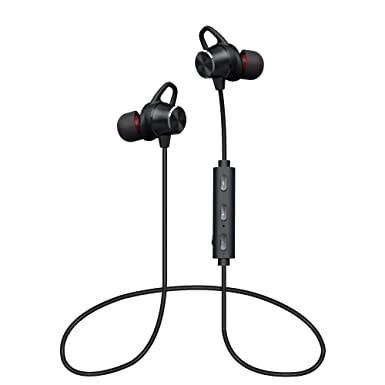 Auriculares Bluetooth GRDE inalámbricos magnéticos auriculares estéreo in-ear auriculares cancelación de ruido Running auriculares
