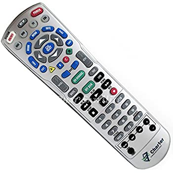 charter 4device remote control for motorola cable box
