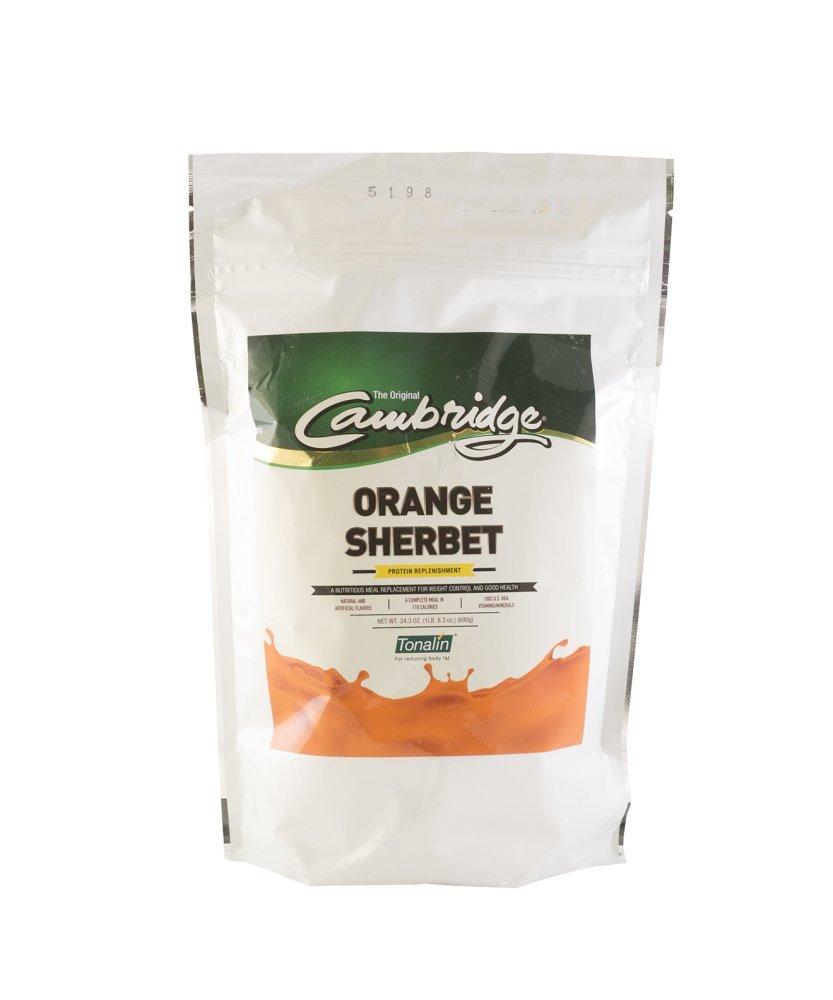 Tonalin CLA - Orange Sherbet - Case by Cambridge (Image #1)