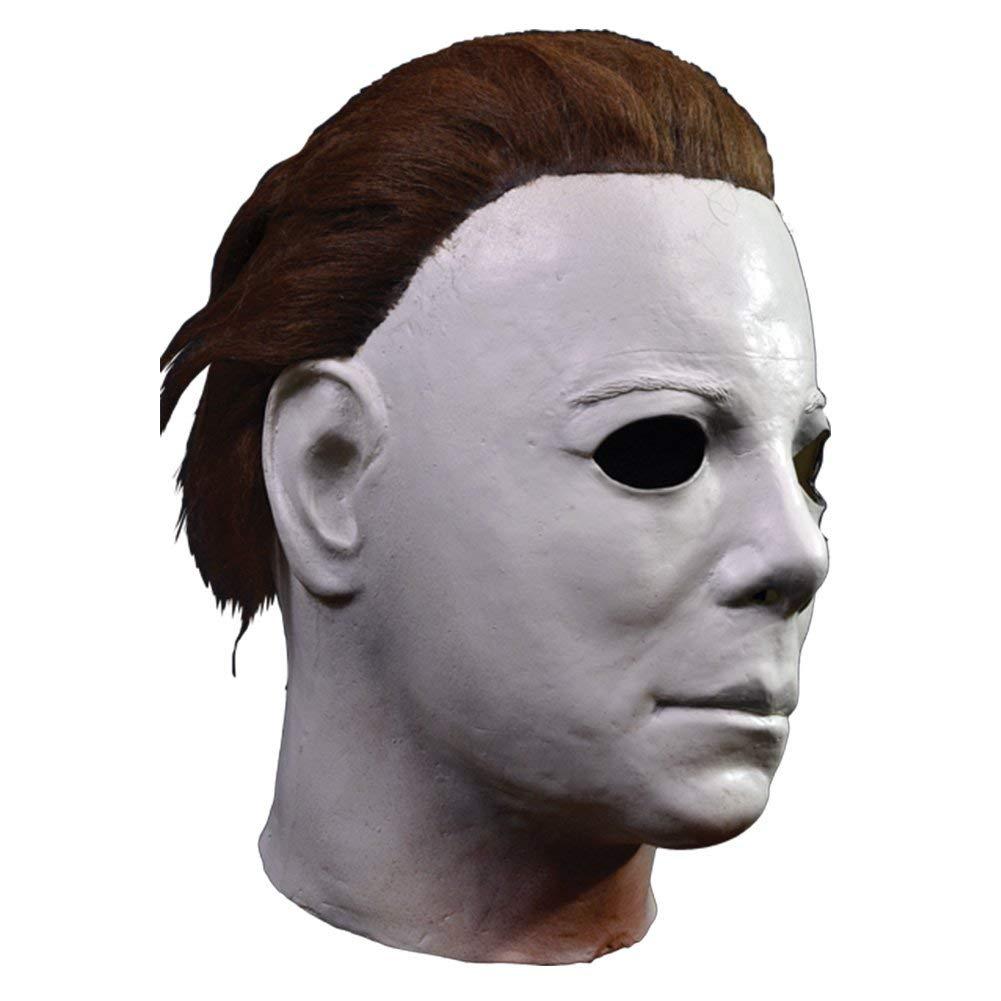 Máscara de Michael Myers deluxe Halloween II para adulto ...