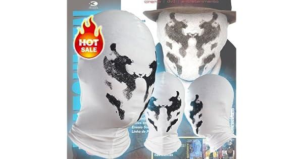 Amazon.com: Nueva Rorschach Máscara Pasamontañas Watchman ...