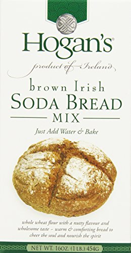 Hogan's Brown Irish Soda Bread Mix, 16-Ounce Boxes (Pack of 4)