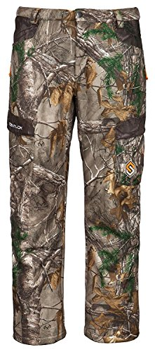ScentLok Men's Full Season TAKTIX Hunting Pants (Realtree Extra, X-Large)