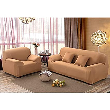 Buy KITCHY 1pc copri divano for Living Room Tight Wrap All-Inclusive ...