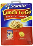StarKist Lunch To-Go, Albacore Tuna Salad, 3.8 Ounce (Pack of 12)
