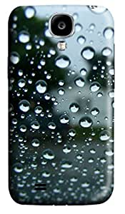 Suspended water droplets Polycarbonate Hard Case Cover forSamsung Galaxy S4 I9500