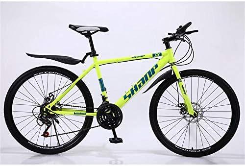 NOVOKART Mountain Bike Unisex, Bicicletas de Montaña 24 Pulgadas ...