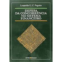 Defesa da Concorrência no Sistema Financeiro