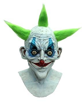 Horror-Shop Máscara del payaso Psycho