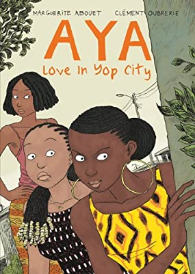Image result for aya love in yop city