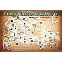 First Nations Map 24x36