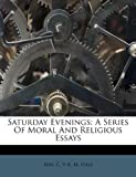 Saturday Evenings, , 1175868736