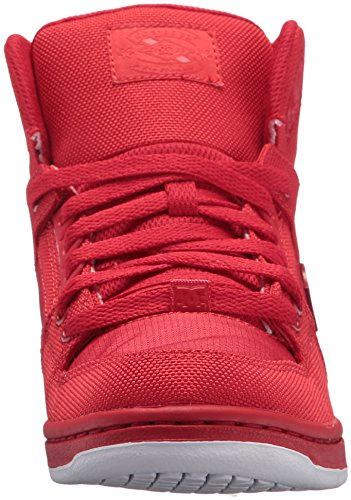 red Skate Pure Shoe TX red SE DC High Top red Women's fgYq8Zw8