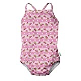 i play. by green sprouts Girls' One-Piece Swimsuit