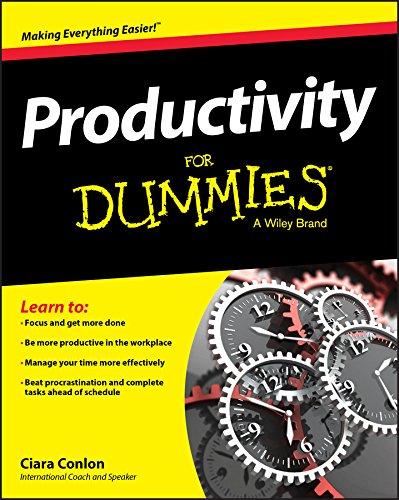 Productivity for Dummies (1st 2015) [Conlon]