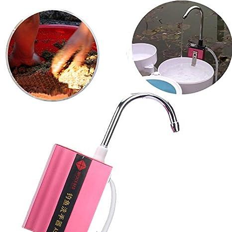 Wchaoen Dispositivo de Toma de Agua de la Lavadora de la Mano de ...