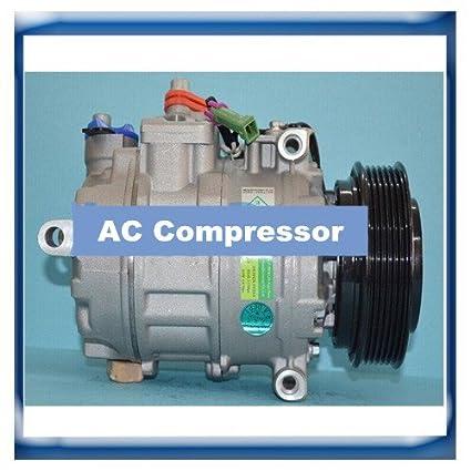 GOWE a/c compresor para Denso 7sb16 C a/c compresor para Audi A8