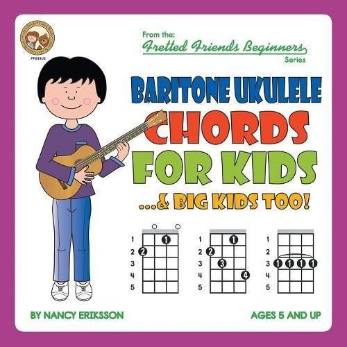 Amazon Baritone Ukulele Chord For Kids Big Kids Too