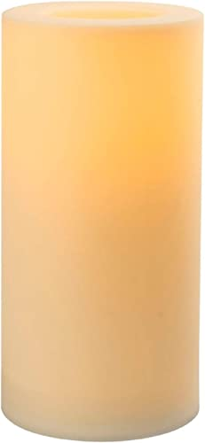 Sullivans, CGT12632WH, Flameless Candle , White