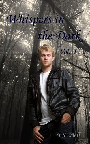 book cover of Whispers in the Dark