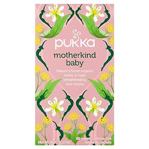 Pukka Motherkind Baby Herbal Tea 20 sachets