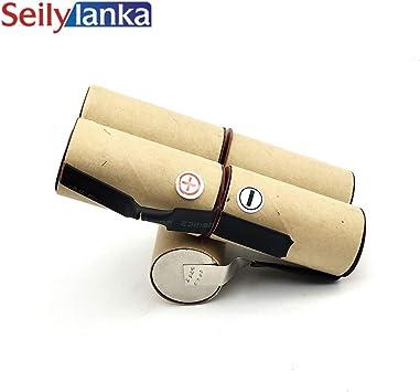 Seilylanka 3000mAh for Black Decker 6V Ni MH Battery pack CD ...