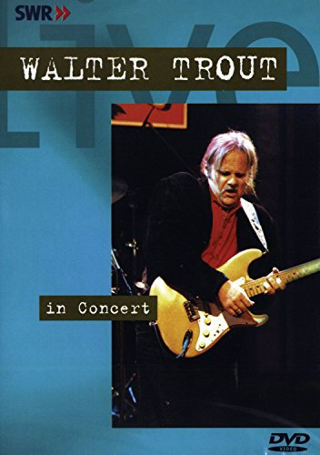Walter Trout - In Concert (DVD)
