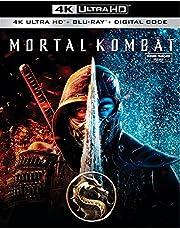 Mortal Kombat (BIL/4K Ultra HD + Blu-ray + Digital)