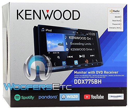 (Kenwood DDX775BH In-Dash 2-DIN 6.95