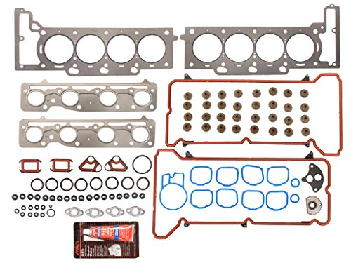 Cadillac Eldorado Cylinder Head (Evergreen 8-10702 Cylinder Head Gasket Set)