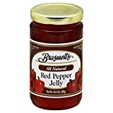 Braswell's All Natural Jelly Red Pepper -- 10.5 oz