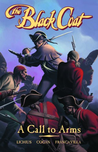 Price comparison product image The Black Coat: A Call to Arms TPB