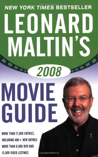 Read Online Leonard Maltin's Movie Guide 2008 pdf