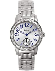 Bulova Diamond Ladies Watch 96R001