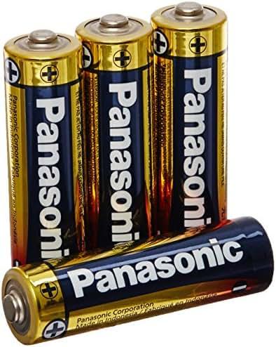 Batteries: Panasonic