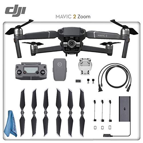 DJI Mavic 2 Zoom Drone Starters Bundle