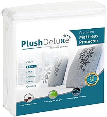King Size SURE Premium 100/% Waterproof Mattress Protector Hypoallergenic