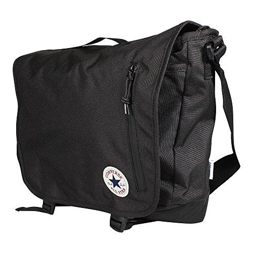 Converse Poly Messenger Tasche 42 cm Laptopfach Black