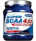 Quamtrax Nutrition Supplemento Nutrizionale Super BCAA 4.1.1, 400 Cap - 648 gr
