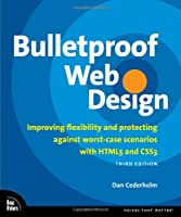Bulletproof Web Design, 3rd Edition Front Cover