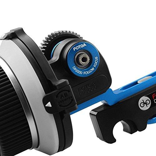 51ZieCYN11L - Fotga DP3000 M3 Matte Box for Follow Focus 15mm Rail Rod Rig Nikon Canon Sony Dslr Cameras