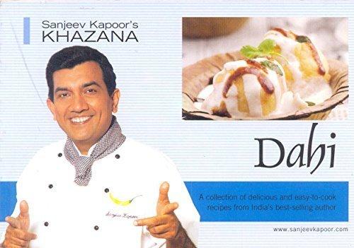 Sanjeev kapoors khazana the best amazon price in savemoney sanjeev kapoors khazana dahi by sanjeev kapoor 2009 paperback forumfinder Images