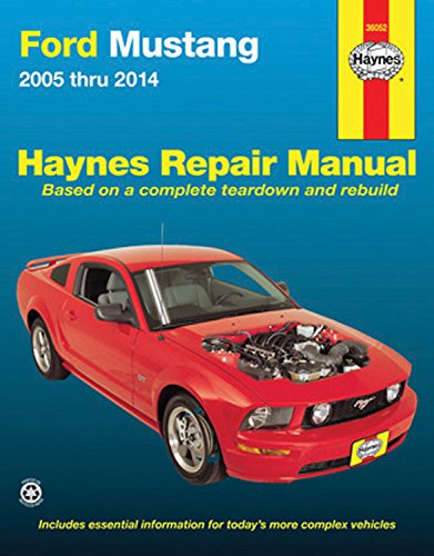 ford-mustang-2005-thru-2014-haynes-repair-manual